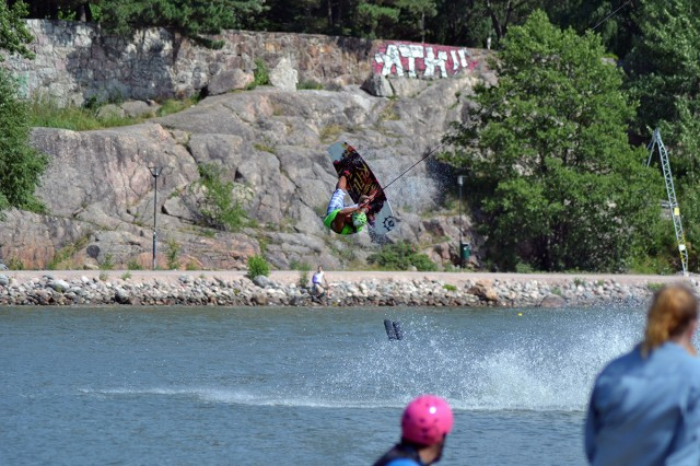 wakeboard cable helsinki
