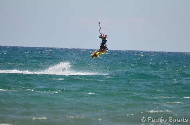 Funny days in Costa Brava testing Airush 2014 gear