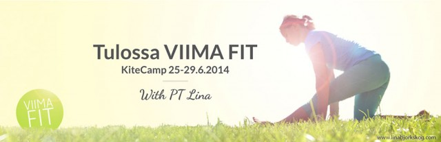 Viima Fit KiteCamp – training and kitesurfing camp in Denmark