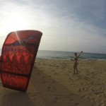 Kitesurfing in Sri Lanka – Starting in Kappalady